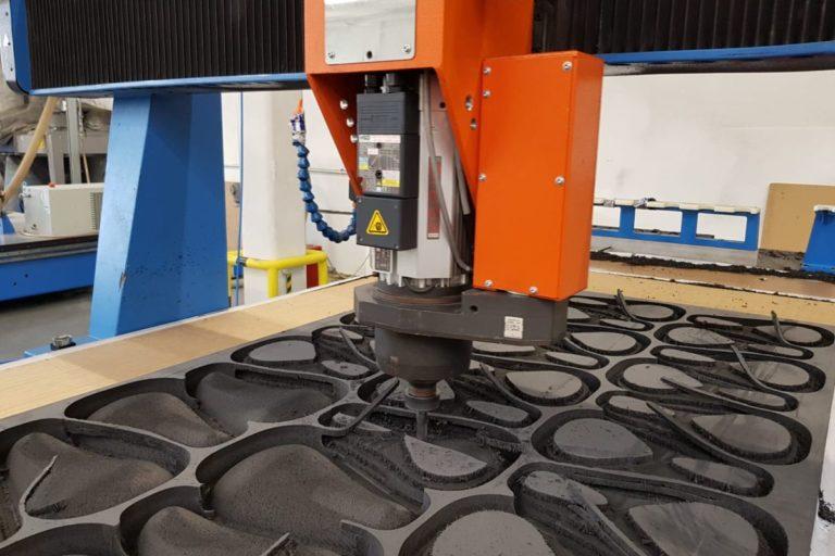 Frezowanie CNC Polting